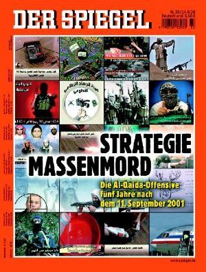 DER SPIEGEL Nr. 33, 14.8.2006 bis 20.8.2006