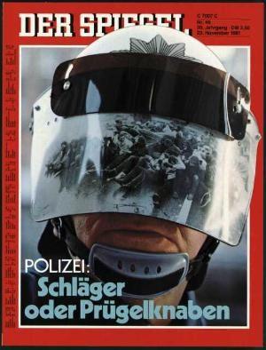 DER SPIEGEL Nr. 48, 23.11.1981 bis 29.11.1981