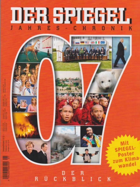 SPIEGEL Jahreschronik 2007