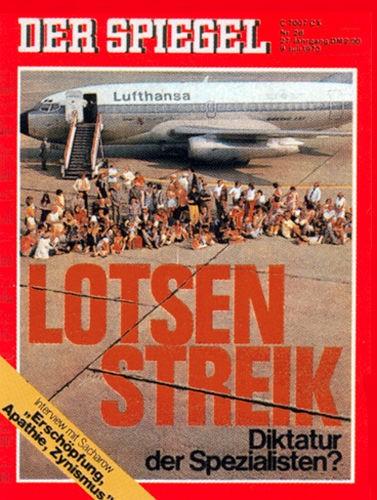 DER SPIEGEL Nr. 28, 9.7.1973 bis 15.7.1973