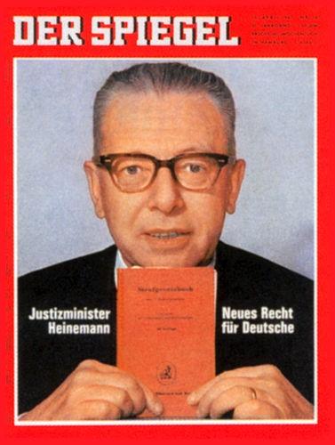 DER SPIEGEL Nr. 16, 10.4.1967 bis 16.4.1967