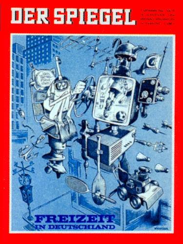 DER SPIEGEL Nr. 37, 9.9.1964 bis 15.9.1964