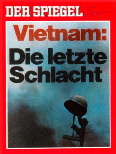 DER SPIEGEL Nr. 21, 15.5.1972 bis 21.5.1972