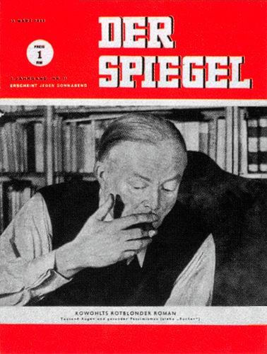 DER SPIEGEL Nr. 11, 13.3.1948 bis 19.3.1948