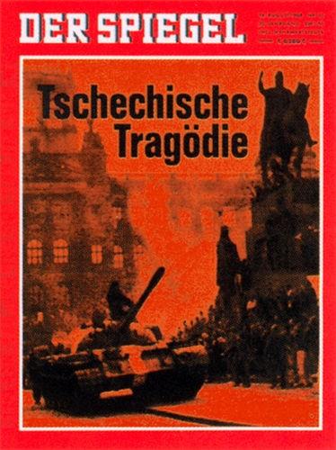 DER SPIEGEL Nr. 35, 26.8.1968 bis 1.9.1968