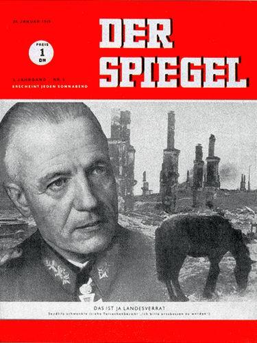 DER SPIEGEL Nr. 5, 29.1.1949 bis 4.2.1949