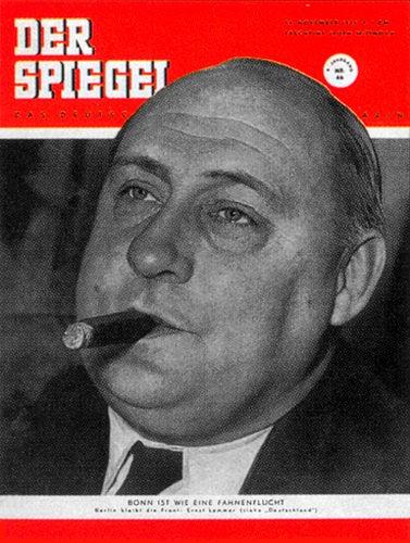 DER SPIEGEL Nr. 46, 14.11.1951 bis 20.11.1951