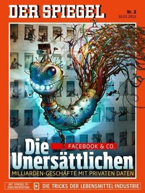 DER SPIEGEL Nr. 2, 10.1.2011 bis 16.1.2011