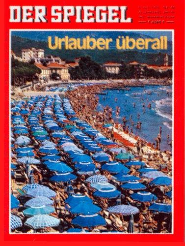 Zeitung DER SPIEGEL 28/1970 vom 6.7.1970 bis 12.7.1970