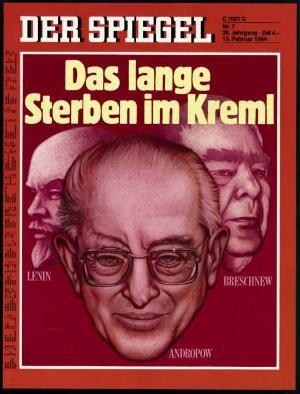 DER SPIEGEL Nr. 7, 13.2.1984 bis 19.2.1984