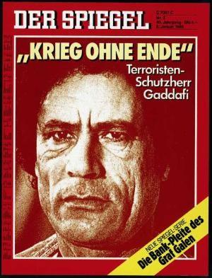 DER SPIEGEL Nr. 2, 6.1.1986 bis 12.1.1986