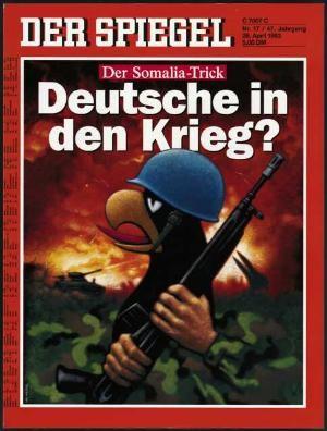 DER SPIEGEL Nr. 17, 26.4.1993 bis 2.5.1993