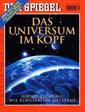 DER SPIEGEL Nr. 1, 1.1.2001 bis 7.1.2001