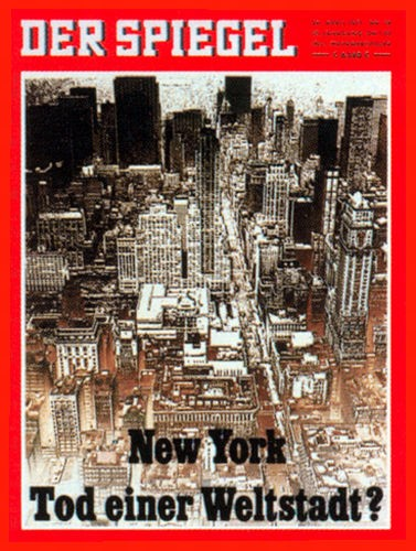 DER SPIEGEL Nr. 18, 26.4.1971 bis 2.5.1971