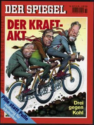 DER SPIEGEL Nr. 36, 5.9.1994 bis 11.9.1994
