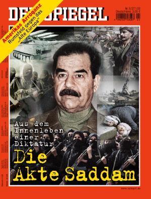 DER SPIEGEL Nr. 5, 27.1.2003 bis 2.2.2003