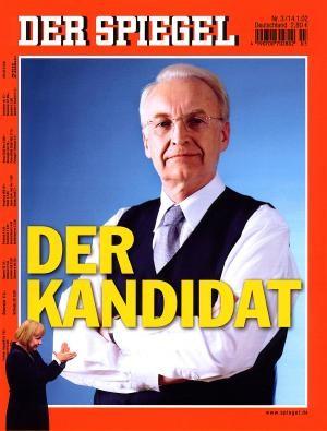 DER SPIEGEL Nr. 3, 14.1.2002 bis 20.1.2002