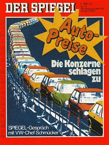 DER SPIEGEL Nr. 17, 19.4.1976 bis 25.4.1976