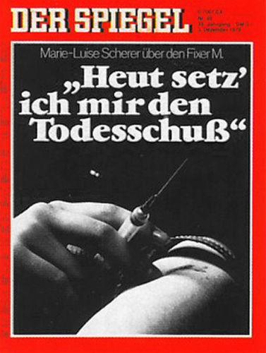 DER SPIEGEL Nr. 49, 3.12.1979 bis 9.12.1979