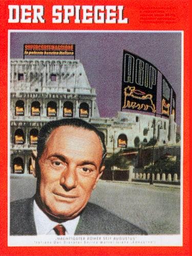 DER SPIEGEL Nr. 32, 6.8.1958 bis 12.8.1958