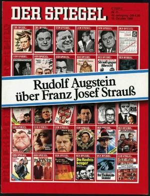 DER SPIEGEL Nr. 41, 10.10.1988 bis 16.10.1988