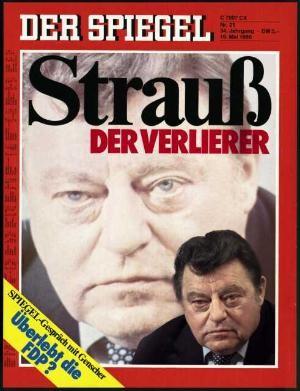 DER SPIEGEL Nr. 21, 19.5.1980 bis 25.5.1980