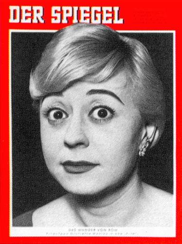 DER SPIEGEL Nr. 9, 26.2.1958 bis 4.3.1958