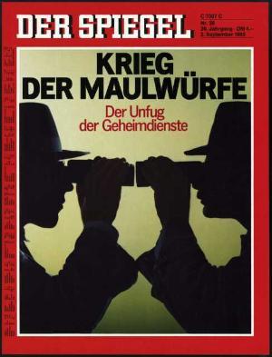 September der spiegel 1985 der spiegel 1980 1989 for Zeitung der spiegel