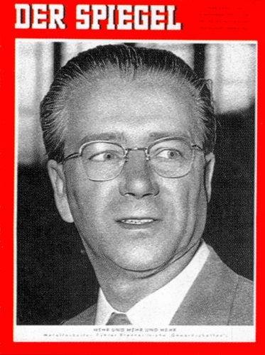 DER SPIEGEL Nr. 45, 4.11.1959 bis 10.11.1959