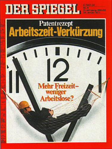 DER SPIEGEL Nr. 5, 24.1.1977 bis 30.1.1977