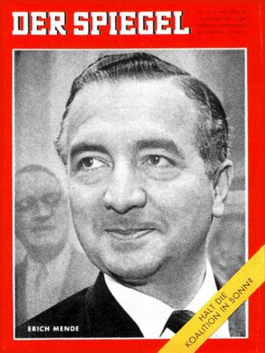 DER SPIEGEL Nr. 29, 18.7.1962 bis 24.7.1962