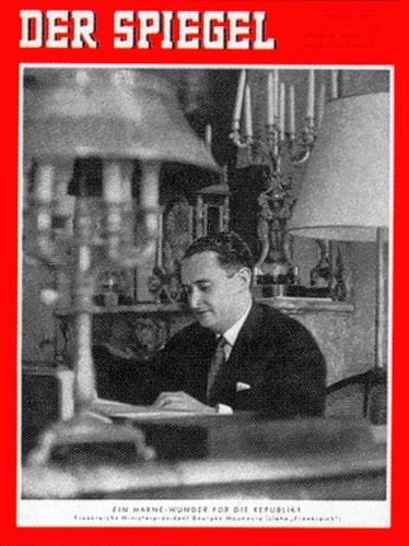 DER SPIEGEL Nr. 31, 31.7.1957 bis 6.8.1957
