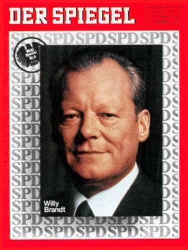 DER SPIEGEL Nr. 38, 15.9.1969 bis 21.9.1969