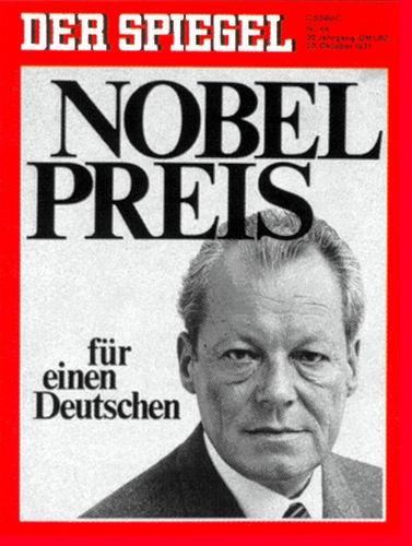 DER SPIEGEL Nr. 44, 25.10.1971 bis 31.10.1971