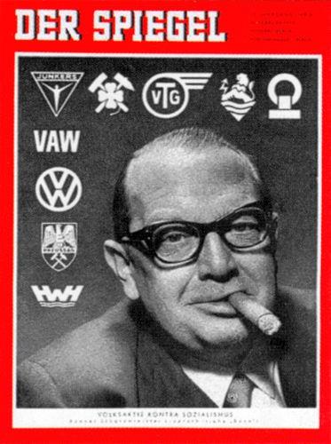 DER SPIEGEL Nr. 8, 18.2.1959 bis 24.2.1959
