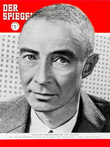 DER SPIEGEL Nr. 22, 26.5.1954 bis 1.6.1954