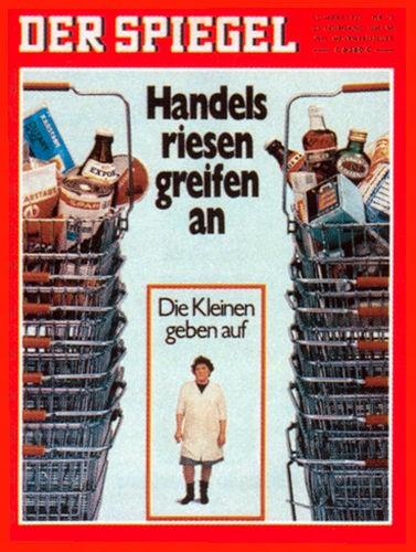 DER SPIEGEL Nr. 12, 15.3.1971 bis 21.3.1971