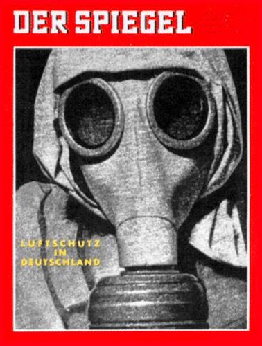 DER SPIEGEL Nr. 21, 23.5.1962 bis 29.5.1962