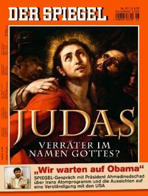 DER SPIEGEL Nr. 16, 11.4.2009 bis 17.4.2009