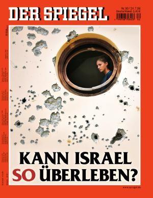 DER SPIEGEL Nr. 30, 21.7.2006 bis 27.7.2006