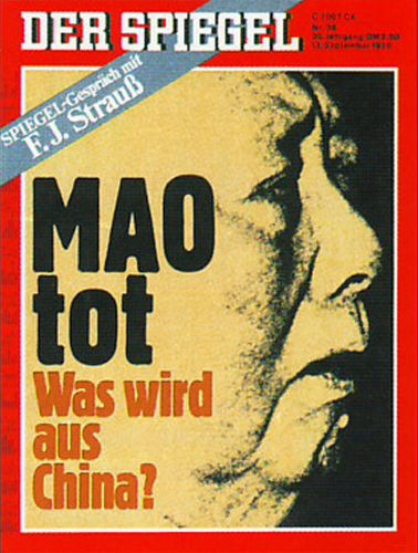 DER SPIEGEL Nr. 38, 13.9.1976 bis 19.9.1976