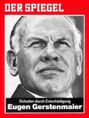 DER SPIEGEL Nr. 4, 20.1.1969 bis 26.1.1969