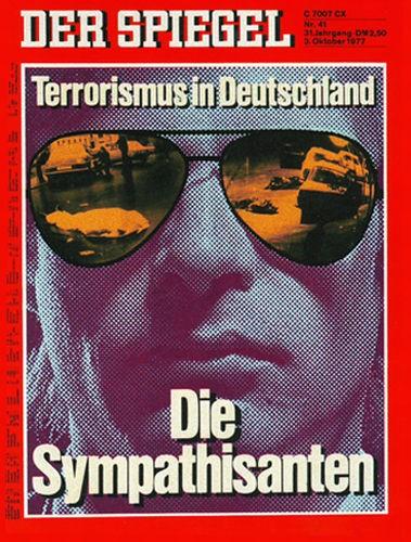 DER SPIEGEL Nr. 41, 3.10.1977 bis 9.10.1977