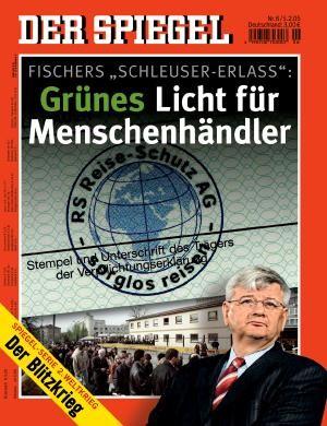 DER SPIEGEL Nr. 6, 5.2.2005 bis 11.2.2005