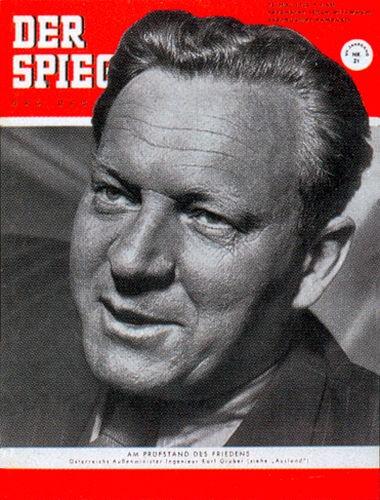 DER SPIEGEL Nr. 21, 20.5.1953 bis 26.5.1953