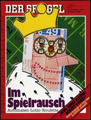 DER SPIEGEL Nr. 6, 8.2.1988 bis 14.2.1988