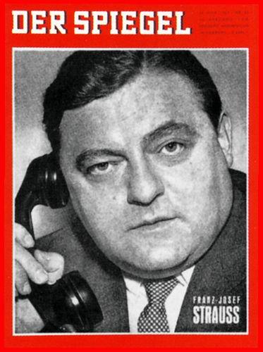 DER SPIEGEL Nr. 48, 28.11.1962 bis 4.12.1962