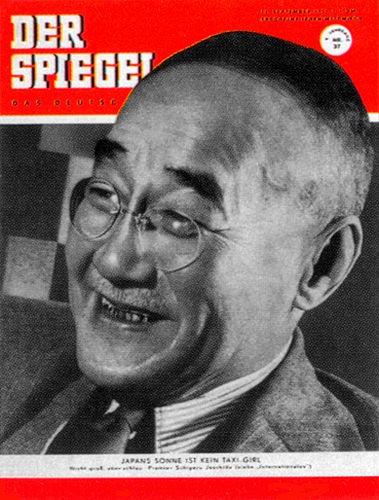 DER SPIEGEL Nr. 37, 12.9.1951 bis 18.9.1951
