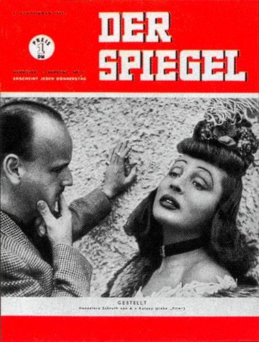 DER SPIEGEL Nr. 37, 8.9.1949 bis 14.9.1949