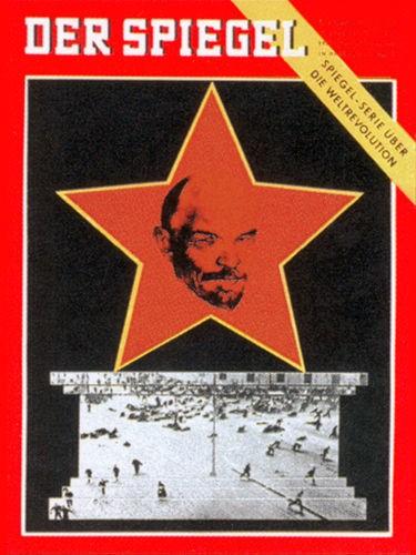 DER SPIEGEL Nr. 8, 15.2.1961 bis 21.2.1961